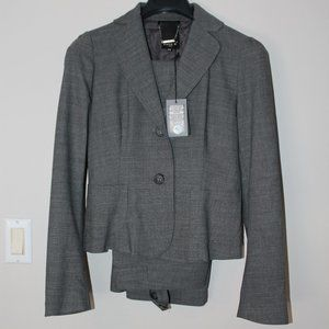 Italian Designer Katia G. Grey suit set